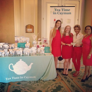 Cayman Heart Fund Red Dress Expo