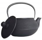Cast Iron Teapot - Hobnail